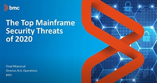 The Top Mainframe Security Threats of 2020