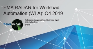 EMA RADAR for Workload Automation