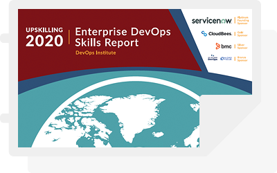 Upskilling 2020 – Enterprise DevOps Skills Report